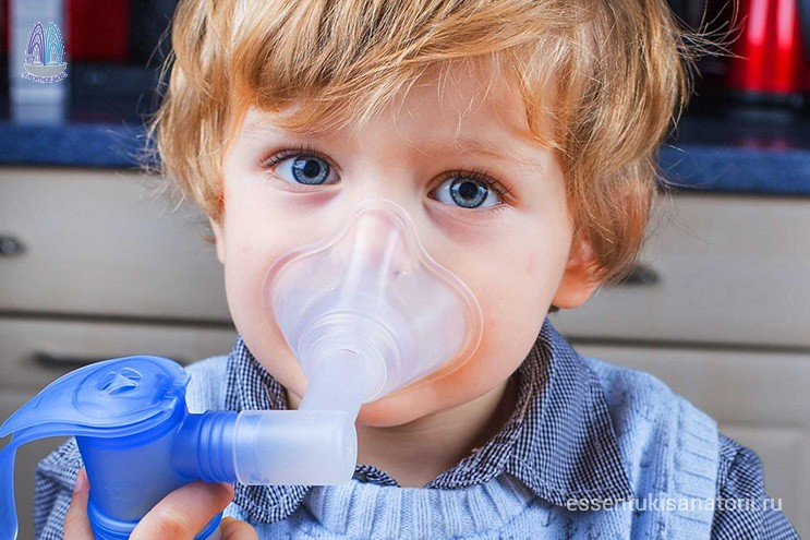 Ингаляция ребенку в домашних условиях от насморка